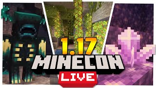 NUOVE CAVERNE, MINERALI e MOB!! - Minecraft Caves & Cliffs Update Reaction ITA