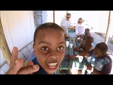 Evolve Academy visit Kwadebeka Township & Share The Stoke 1