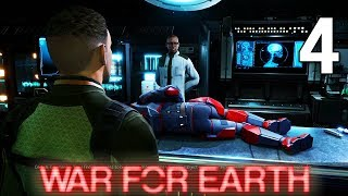 [4] War For Earth (Let's Play XCOM 2: War of the Chosen w/ GaLm)
