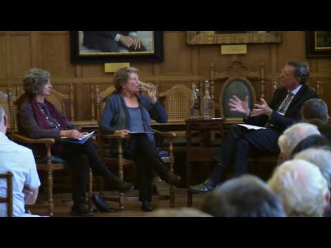 Justice Catherine O'Regan gives Bram Fischer Lecture 2016 at Rhodes House