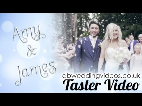 Amy & James' Wedding Day - Taster Video [1080p]