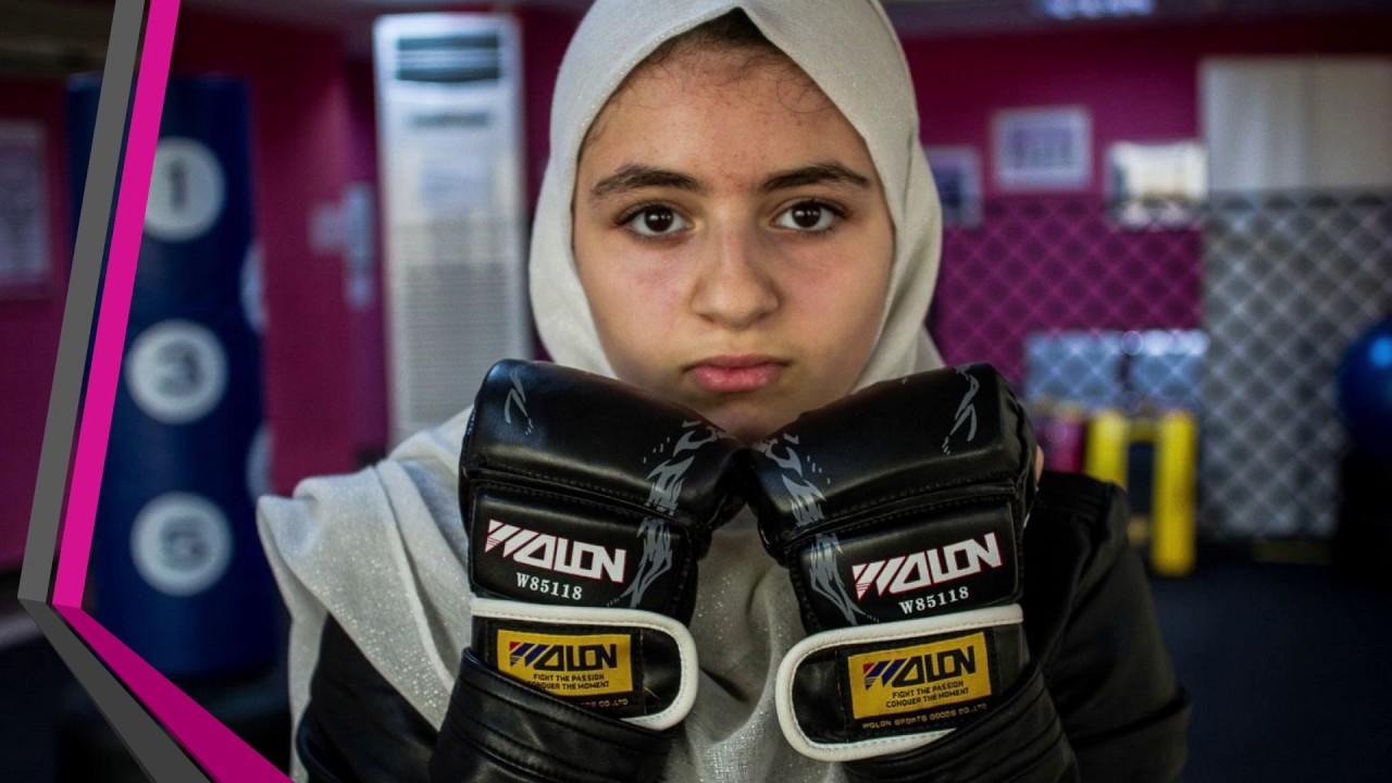 Because I'm a fighter! | Lina Khalifeh | TEDxPragueWomen