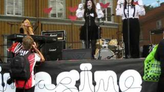 Beatrice Aurore & the Make-Believe Mimers - IMAGINE 2010