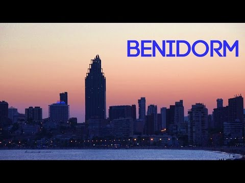1 day in Benidorm - Benidorm city - Spanish New York, Costa Blanca, Spain