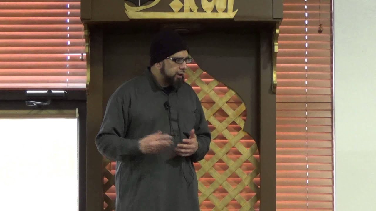 Power and Importance of Dua'a (supplication) - Dr. Eiad Soudan
