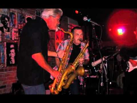 Blues Band Playing