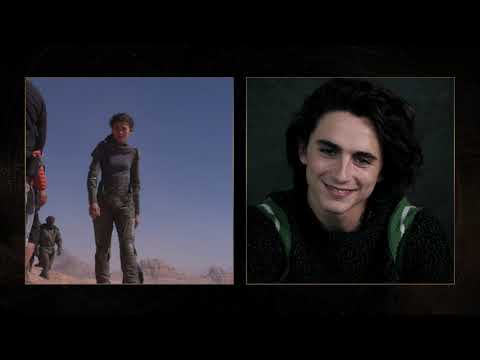 Dune (Warner Bros. Pictures | Official Q&A Featurette)
