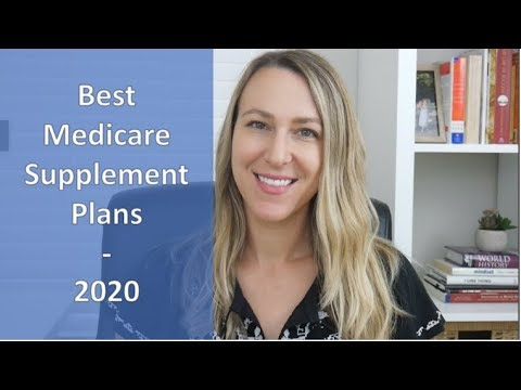 best-medicare-supplement-plans-for-2020