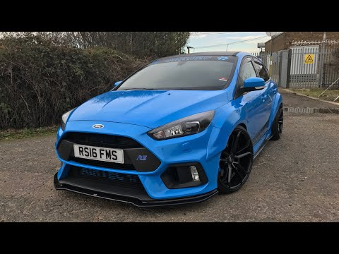The Most Extreme Focus RS In The UK