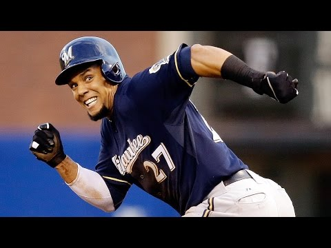 Houston Astros Trade for Carlos Gomez #MLBTradeDeadline - Ants Rants