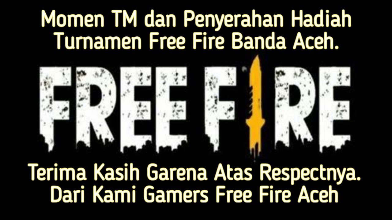 Turnamen Free Fire Banda Aceh