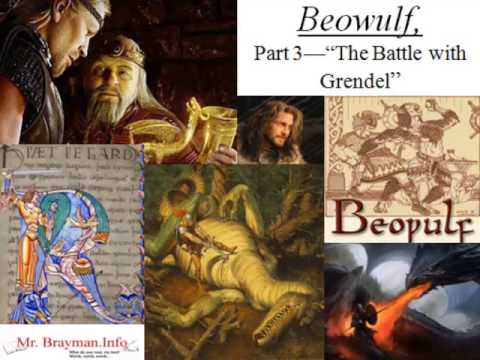 Beowulf three battles