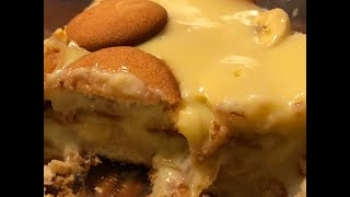 Banana Pudding HOMEMADE from Scratch  Southern Sassy Mama