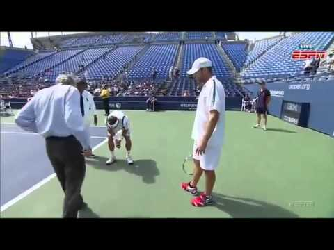 e91b6793fd4 Andy Roddick Is Angry at Umpire At The Us Open