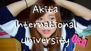 Akita International University Q A 国際教養大学 MP3