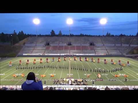 2016 Mt. Spokane High School Marching Band: PNWMB Championships Finals