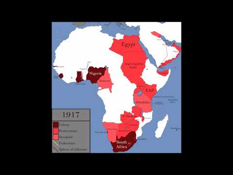British Colonies in Africa