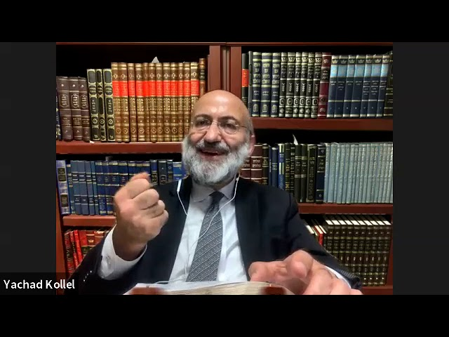 Mussar Lesson in Farsi - Shoftim - R. Avraham Levychaim