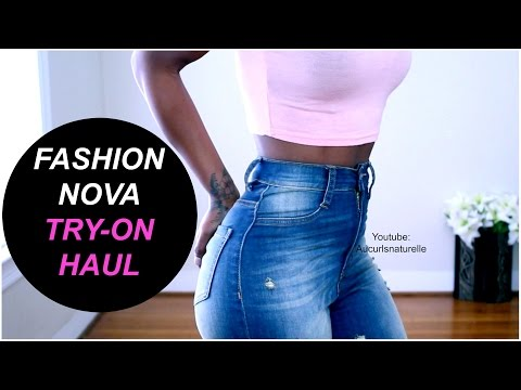 Fashion Nova Try On Haul 2017