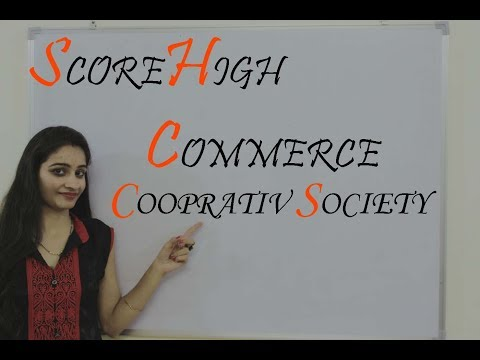 Cooperative I Society I 11th class I Chapter 2nd I Part-6 Bussines Studies I New Video