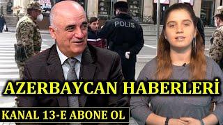 """Azərbaycan ordusu KARANTİN üçün SƏFƏRBƏR OLDU;""""Maskanın qiyməti düşməlidir""""-XƏBƏRLƏR"""