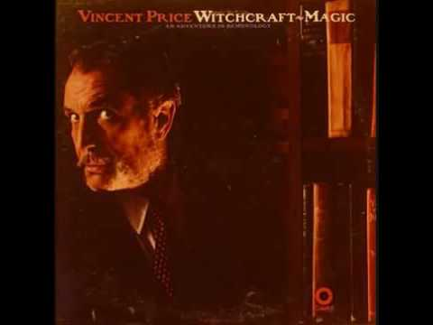 Vincent Price - Witchcraft~Magic: An Adventure In Demonology (1969) Full LP