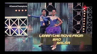 Dance Champions | Bad Salsa Dance Tutorial