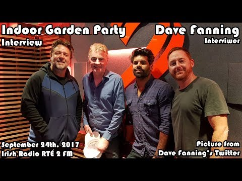 [Audio only] Russell Crowe and IGP interview with RTÉ 2 FM (September 24th, 2017)