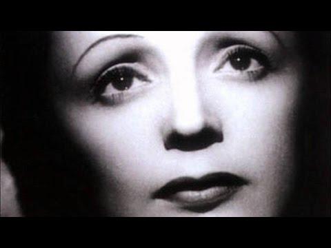 Edith Piaf - Autumn Leaves (Les Feuilles Mortes)- Lyrics - (HD scenic)