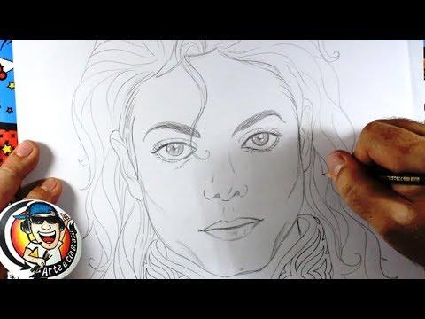 Como Desenhar Michael Jackson Estilo Tumblr Passo A Passo Youtube