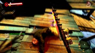 Dead Island: Riptide PC test ATI Radeon HD 7670m Máximo Detalles
