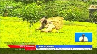 Kenya Tea Development Agency is set to announce its bonus payout for farmers