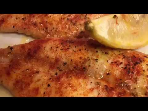 Super Easy Baked Fish Recipe In 20 Minutes