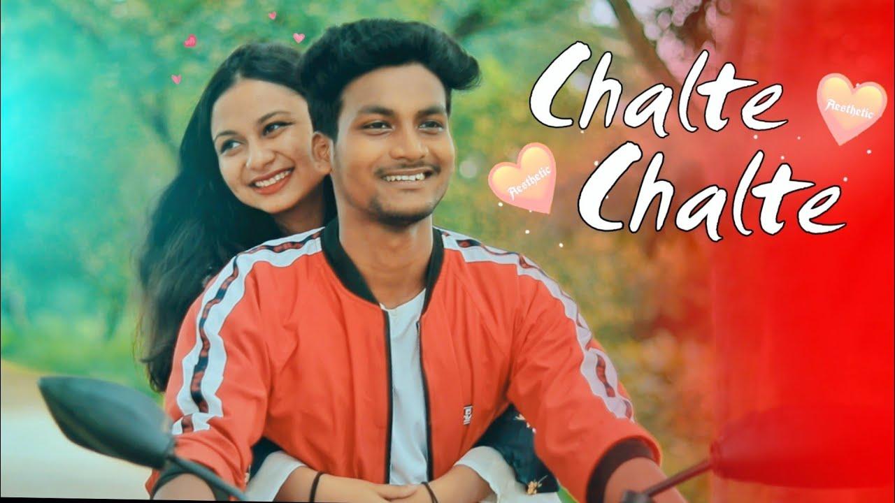 Chalte Chalte - Mohabbatein | Romantic Love Story | Kya Yahi Pyaar Hai | Ft. Jeet | Besharam Boyz |