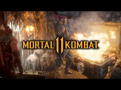 Mortal Kombat 11 Krypt - All Fire Chest Locations And How To Open Them