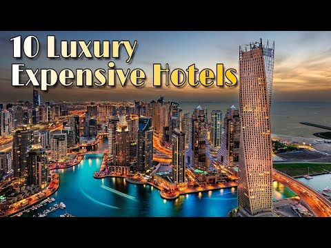 10 Most EXPENSIVE LUXURY HOTELS in the World 2018 | Must watch
