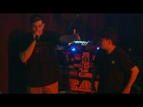 CODFISH vs Y2K / Top 16 Australian Beatbox Championships 2016