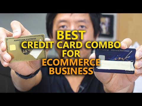 BEST CREDIT CARD COMBO FOR ECOMMERCE BUSINESS | EARN OVER 800,000 POINTS