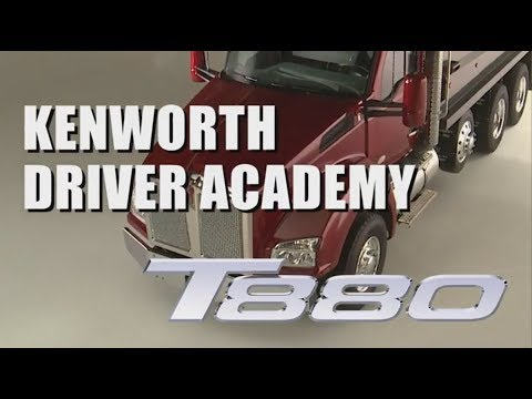01: T880 Kenworth Driver Academy Intro