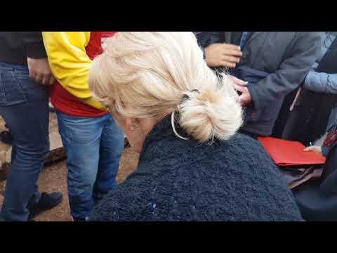 Charbel Tv- Miriana pod Błekitnym Krzyżem-Miriana sotto la Croce Blu-Medjugorie 02.11.2017