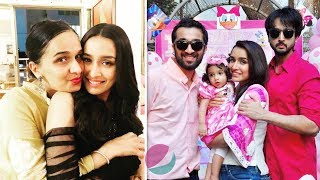 Actress Shraddha Kapoor Family Members Father, Mother, Brother Photos & Biography
