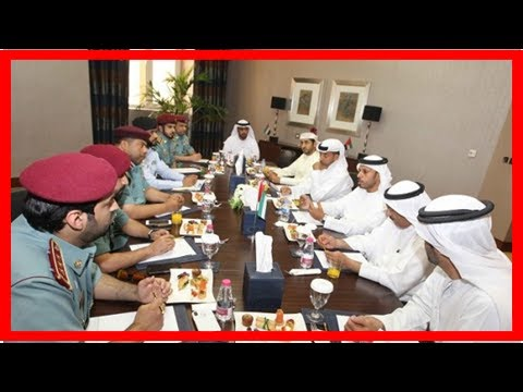 Breaking News | Sharjah Chamber, Sharjah Police discuss concerns of used car trade sector