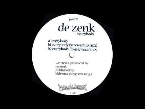 De Zenk - Everybody (Lonely Vocal Mix)