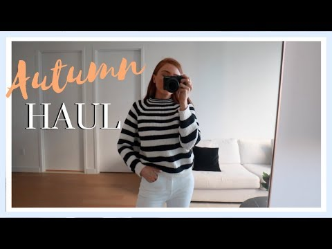 AUTUMN 2019 TRY ON HAUL | JustFab, H&M, Zara & More