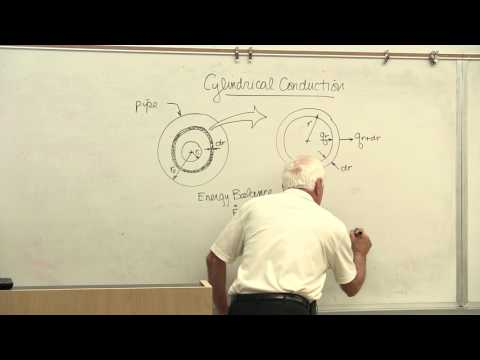 Heat Transfer: Thermal Conduction Resistance (5 of 26)