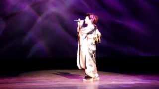 みゆきさん「夜桜お七」を熱唱する 佐藤みゆき 検索動画 9