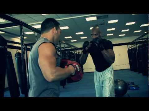 Oderick Turner Workout