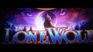 LIVE JACKPOT!!! Awesome reels- LONE WOLF Slot machine HANDPAY (#5)