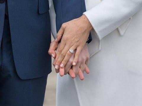 Meghan Markle: Meghan Markles Verlobungsring an der eigenen Hand? So geht's