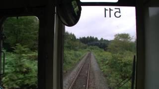 【前面展望】名寄~永山~旭川【宗谷本線・日本縦断中!】